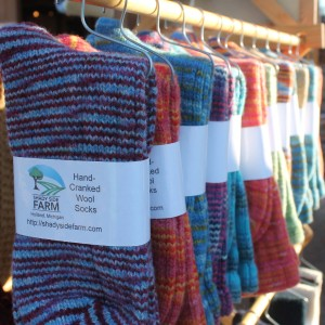Hand Made Wool Socks