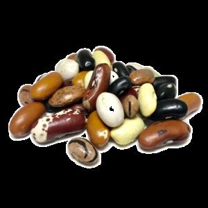 1lb Organic Heirloom Beans
