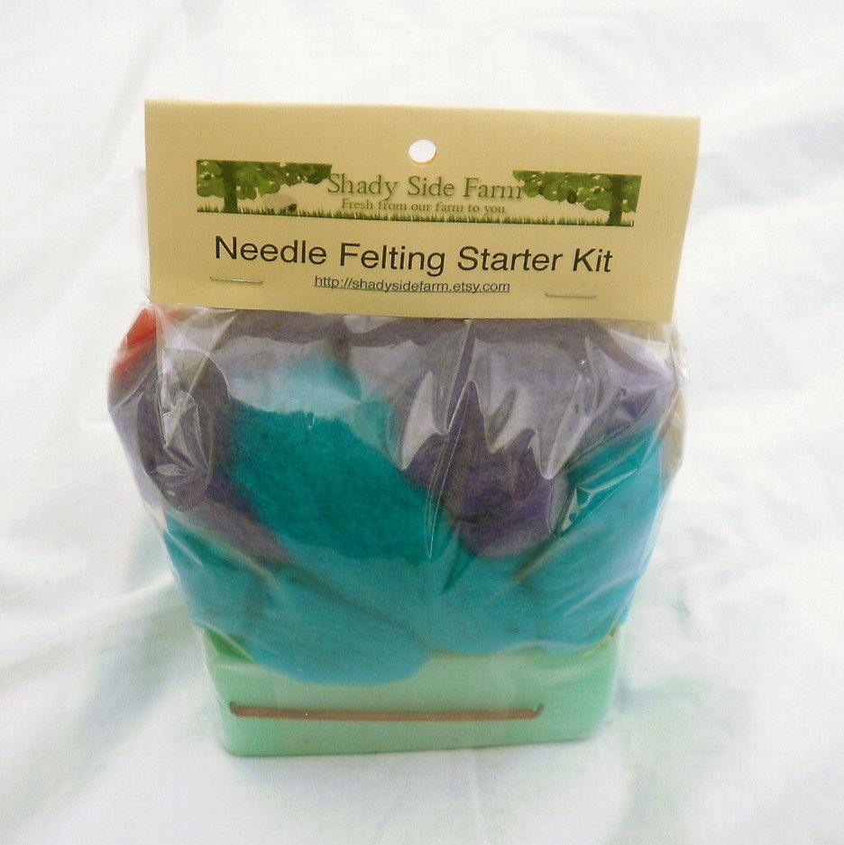 Needle Felting Kit